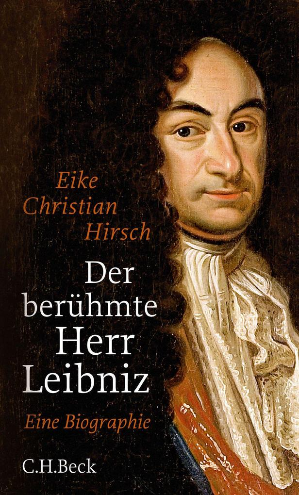 Der berühmte Herr Leibniz als Buch