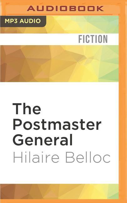 The Postmaster General als Hörbuch CD