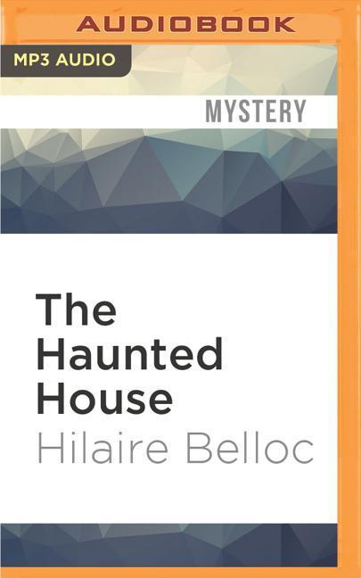 The Haunted House als Hörbuch CD