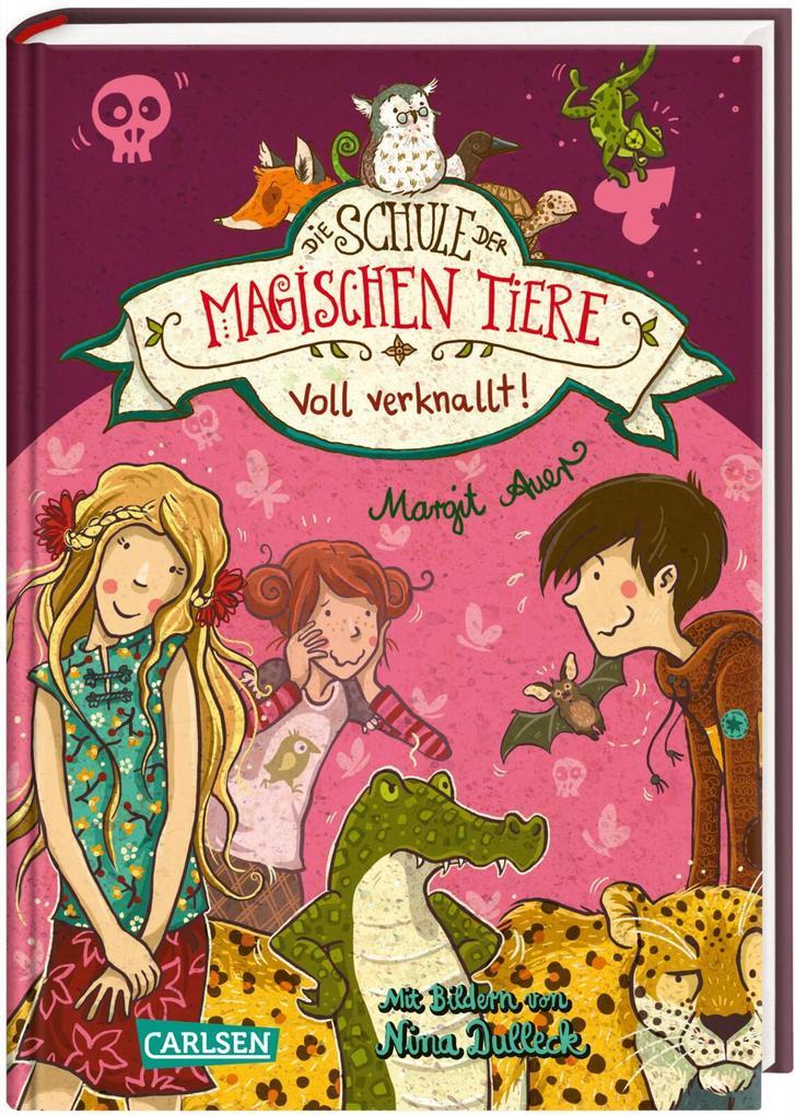 Die Schule der magischen Tiere 08: Voll verknallt! als Buch (gebunden)