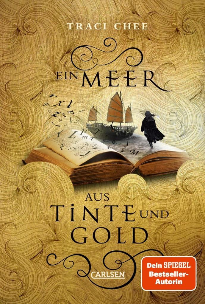Ein Meer aus Tinte und Gold (Das Buch von Kelanna 1) als eBook epub