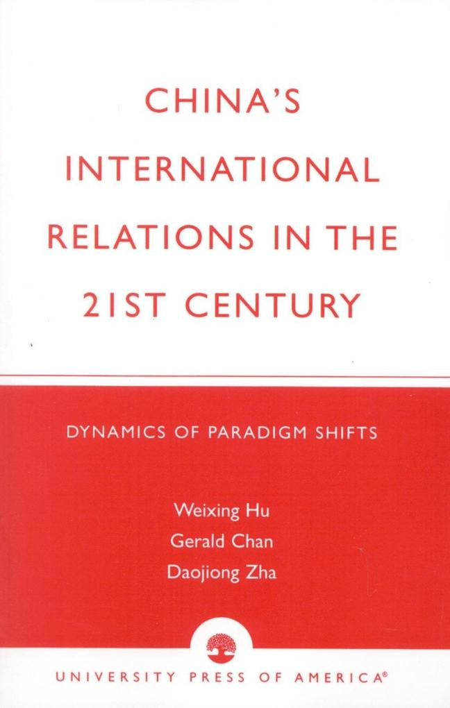 China's International Relations in the 21st Century als eBook epub