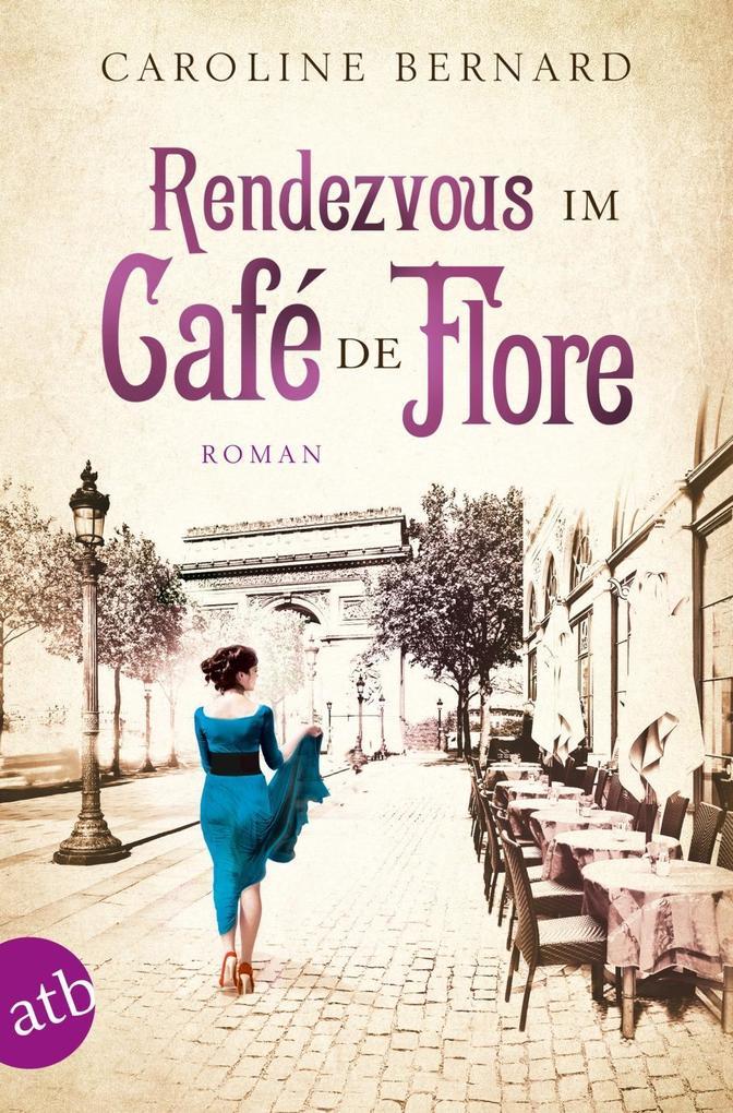Rendezvous im Café de Flore als eBook epub