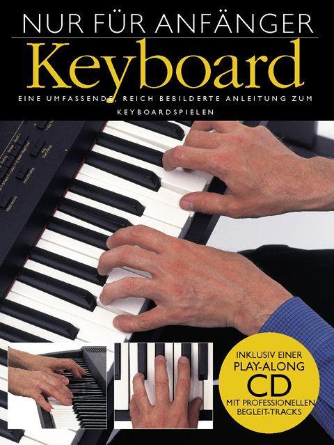 Nur für Anfänger - Keyboard als Buch (kartoniert)