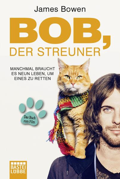 Bob, der Streuner als Taschenbuch