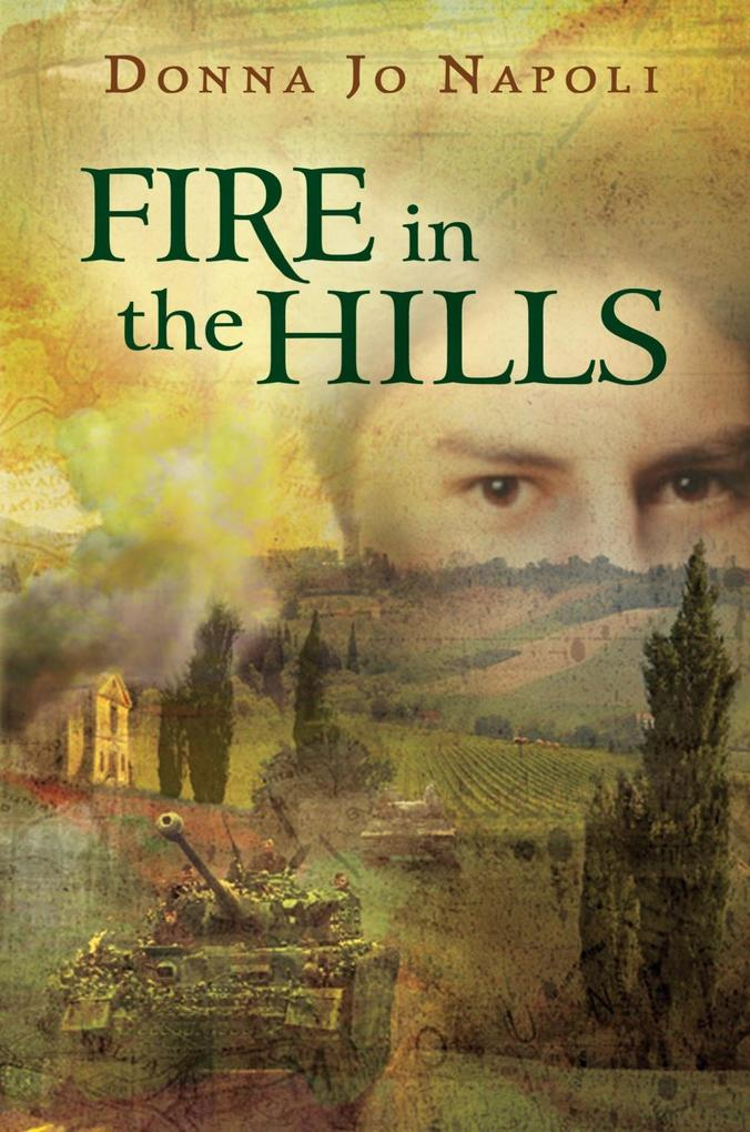 Fire in the Hills als eBook epub