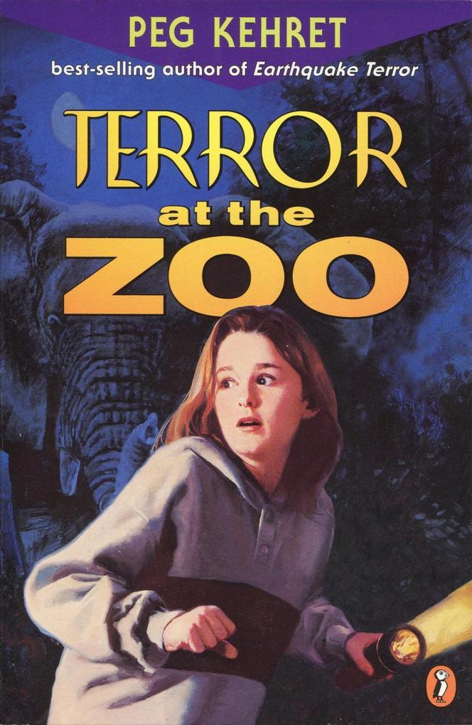 Terror at the Zoo als eBook epub