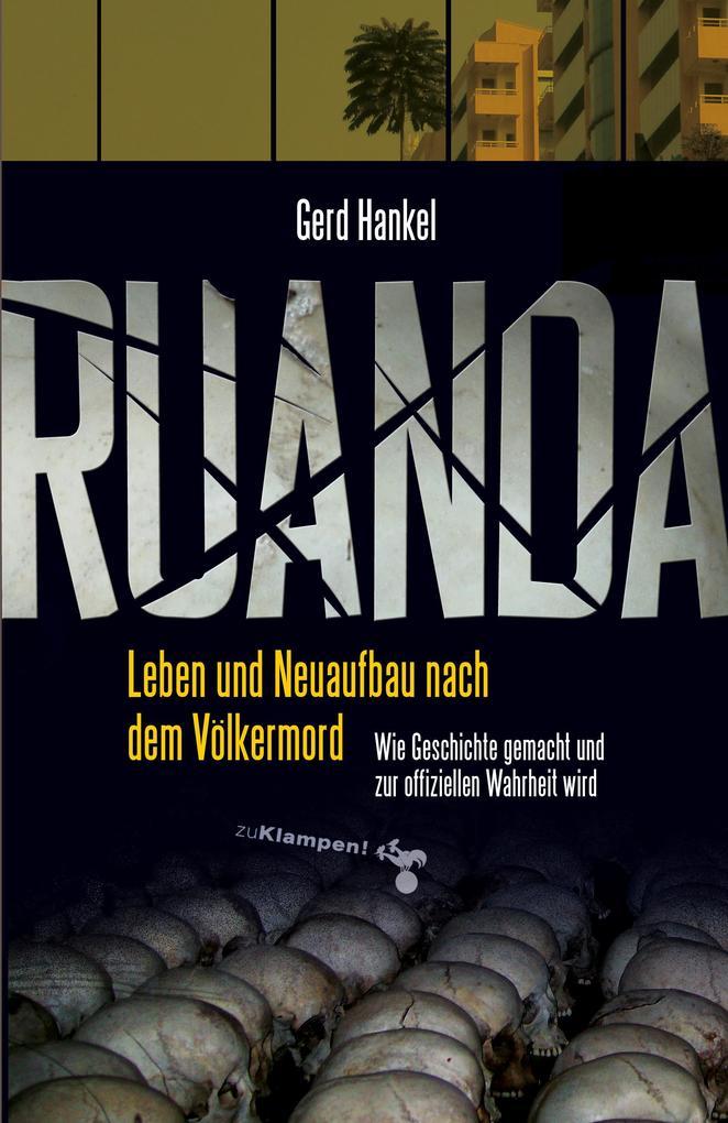 Ruanda als Buch (gebunden)