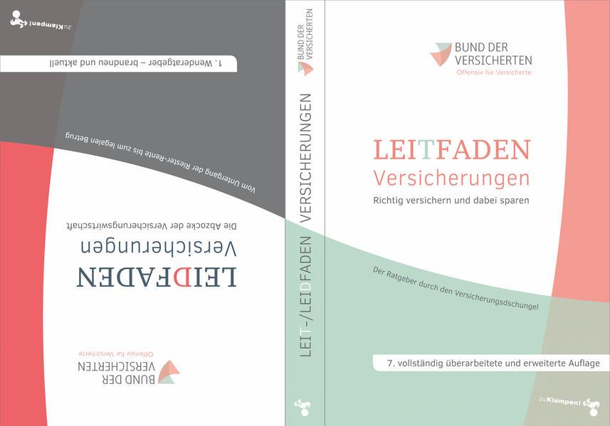 LeiDfaden Versicherungen // LeiTfaden Versicherungen als Buch (kartoniert)