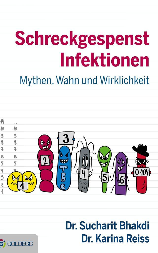 Schreckgespenst Infektionen als Buch (gebunden)