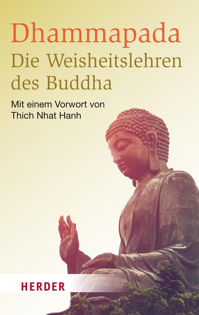 Dhammapada - Die Weisheitslehren des Buddha als Taschenbuch