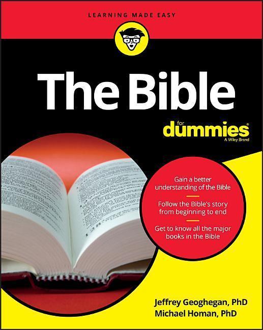The Bible For Dummies als Taschenbuch