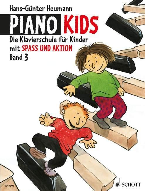 Piano Kids 3 als Buch (geheftet)