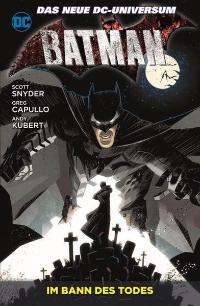 Batman 06: Im Bann des Todes als Taschenbuch
