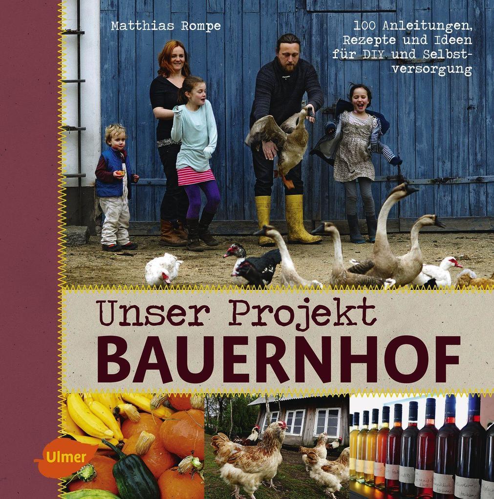 Unser Projekt Bauernhof als Buch (kartoniert)