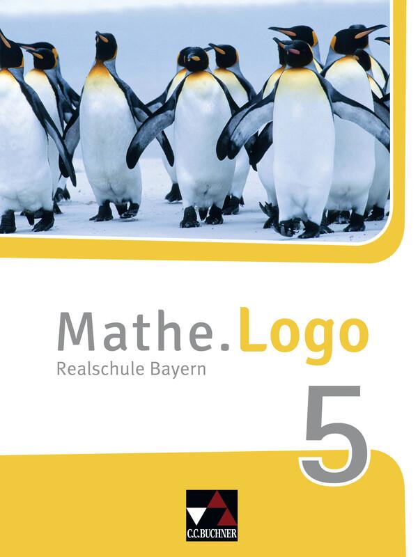 Mathe.Logo 5 Schülerband Neu Bayern als Buch (kartoniert)