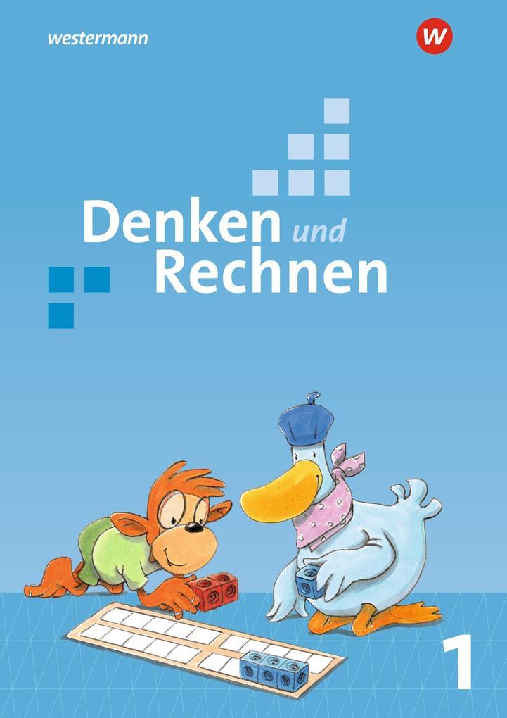 Denken und Rechnen 1. Schülerband. Allgemeine Ausgabe als Buch (kartoniert)