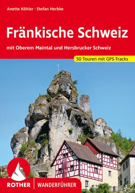 Fränkische Schweiz als Buch (kartoniert)