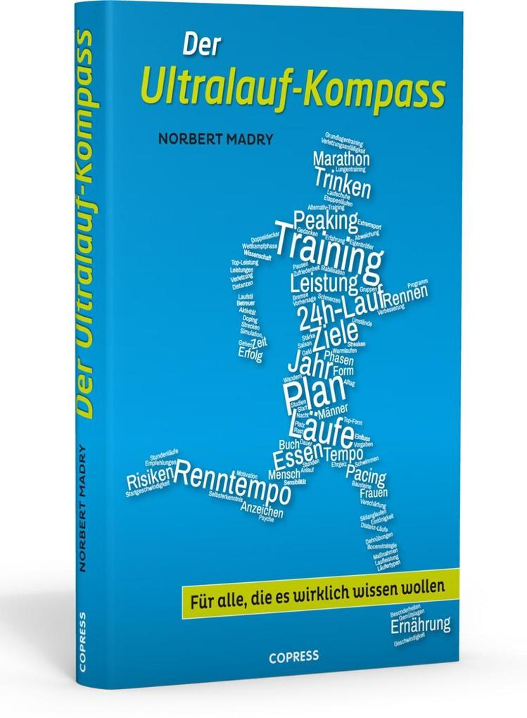 Der Ultralauf-Kompass als Buch (kartoniert)