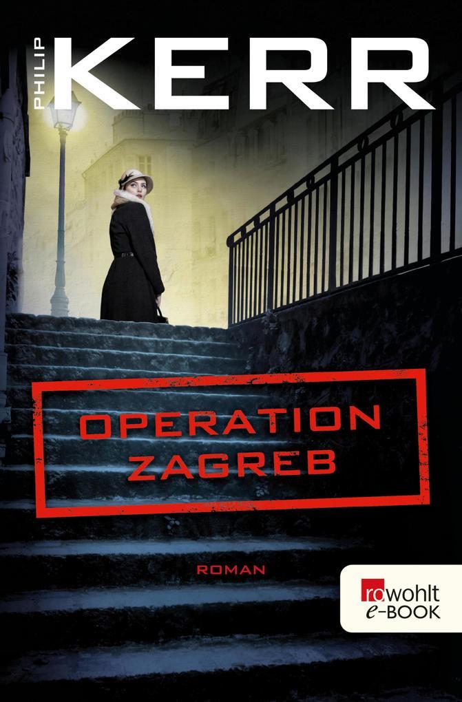 Operation Zagreb als eBook
