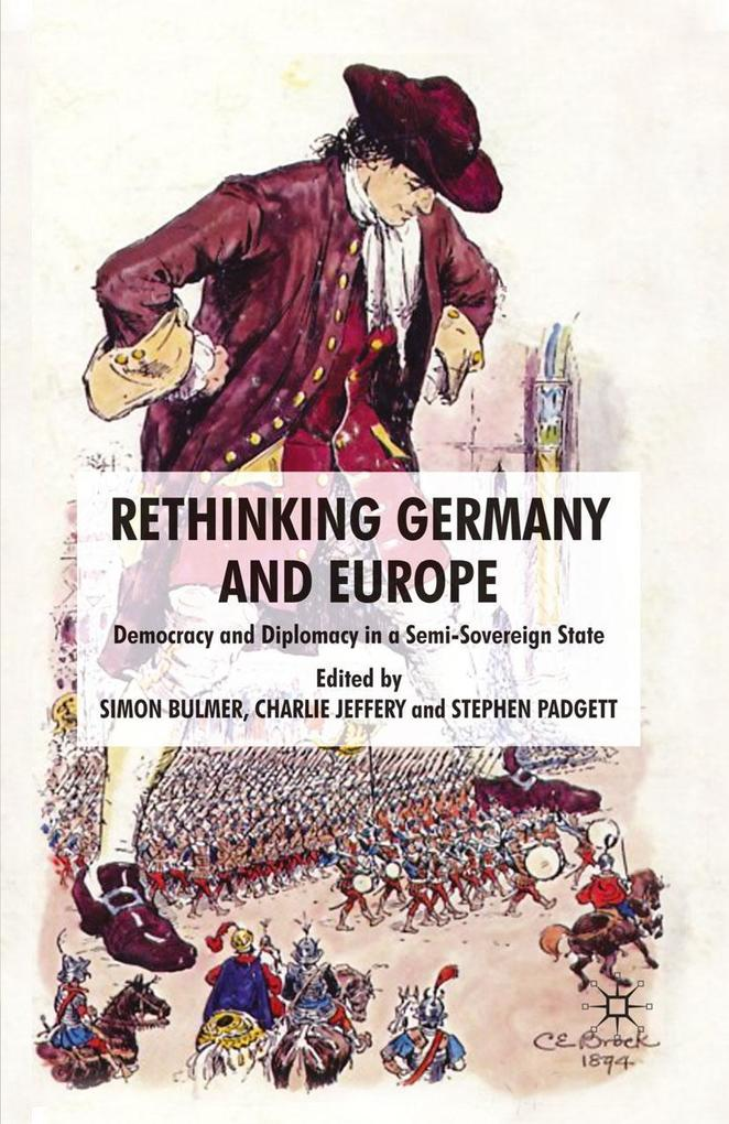 Rethinking Germany and Europe als eBook pdf