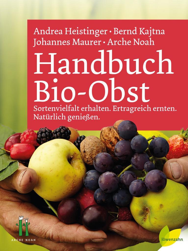 Handbuch Bio-Obst als Buch (gebunden)