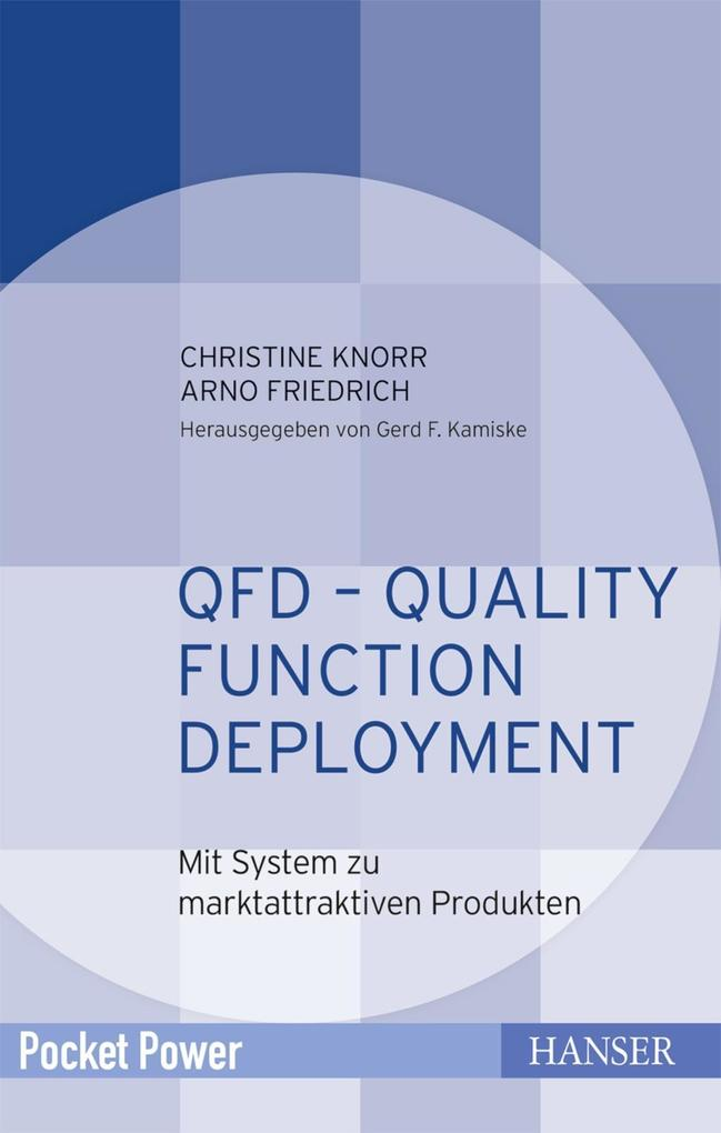 QFD - Quality Function Deployment als eBook epub