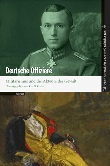 Deutsche Offiziere als Buch (kartoniert)