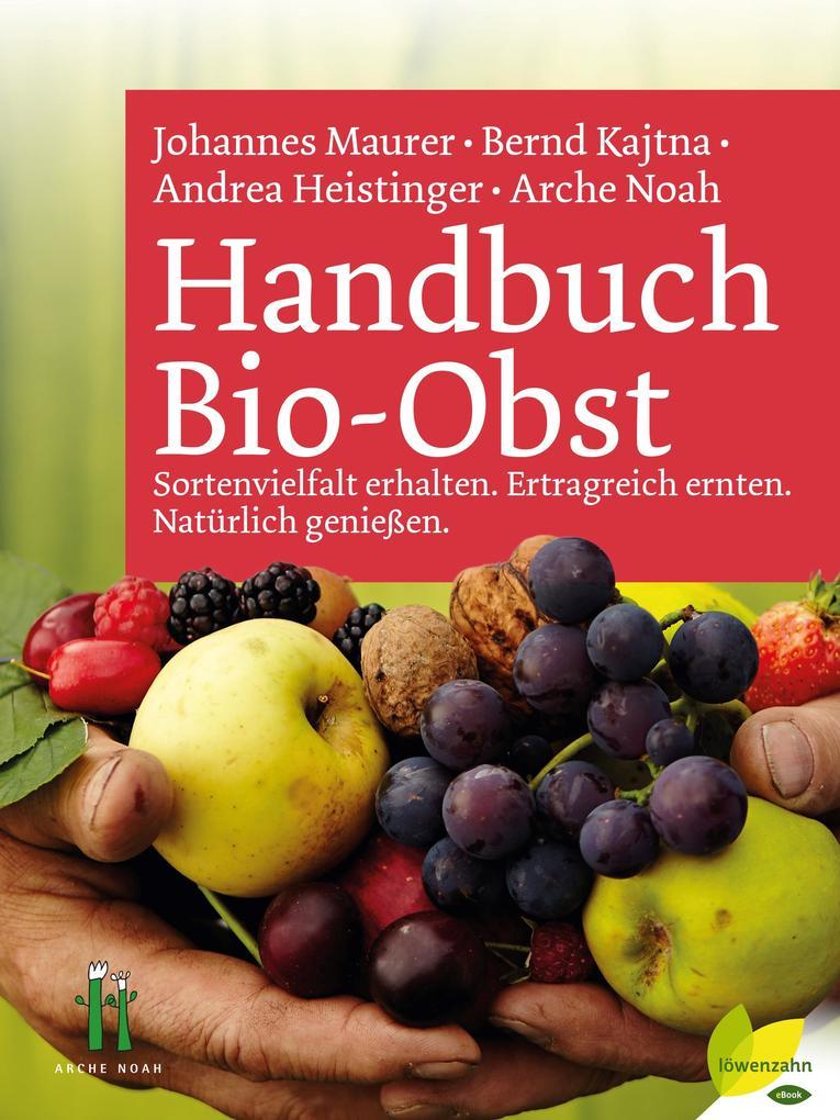 Handbuch Bio-Obst als eBook epub