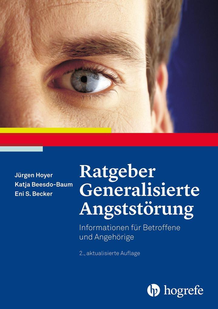 Ratgeber Generalisierte Angststörung als eBook epub