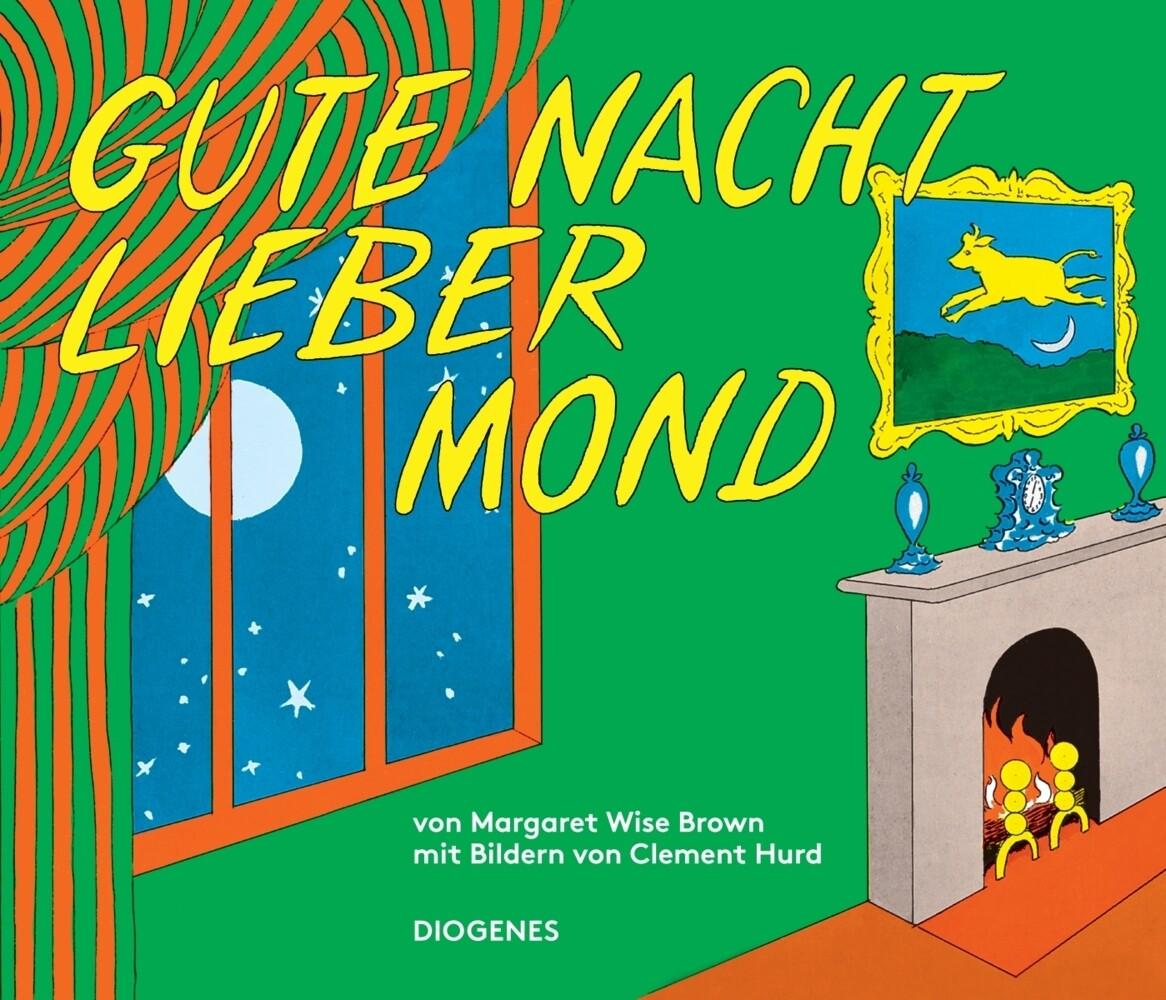 Gute Nacht, lieber Mond als Buch (gebunden)