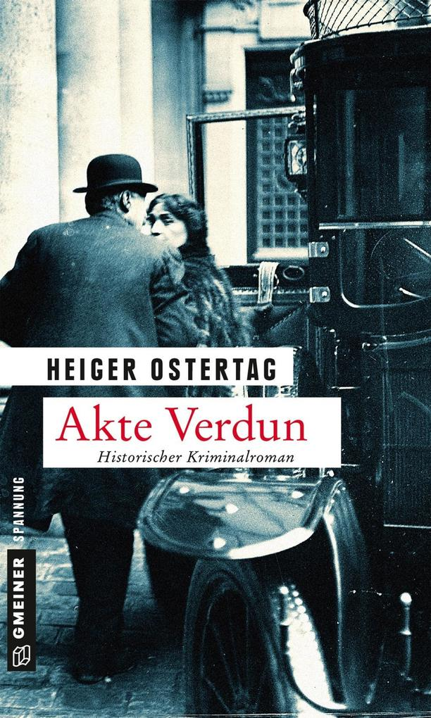 Akte Verdun als eBook epub