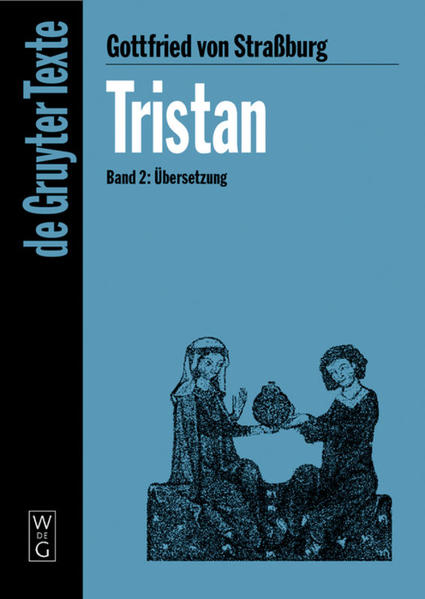 Tristan 2. Übersetzung als Buch (kartoniert)