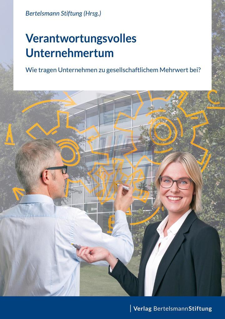 Verantwortungsvolles Unternehmertum als eBook pdf