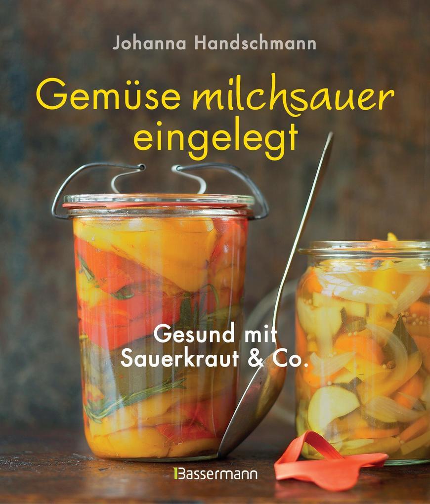 Gemüse milchsauer eingelegt als eBook