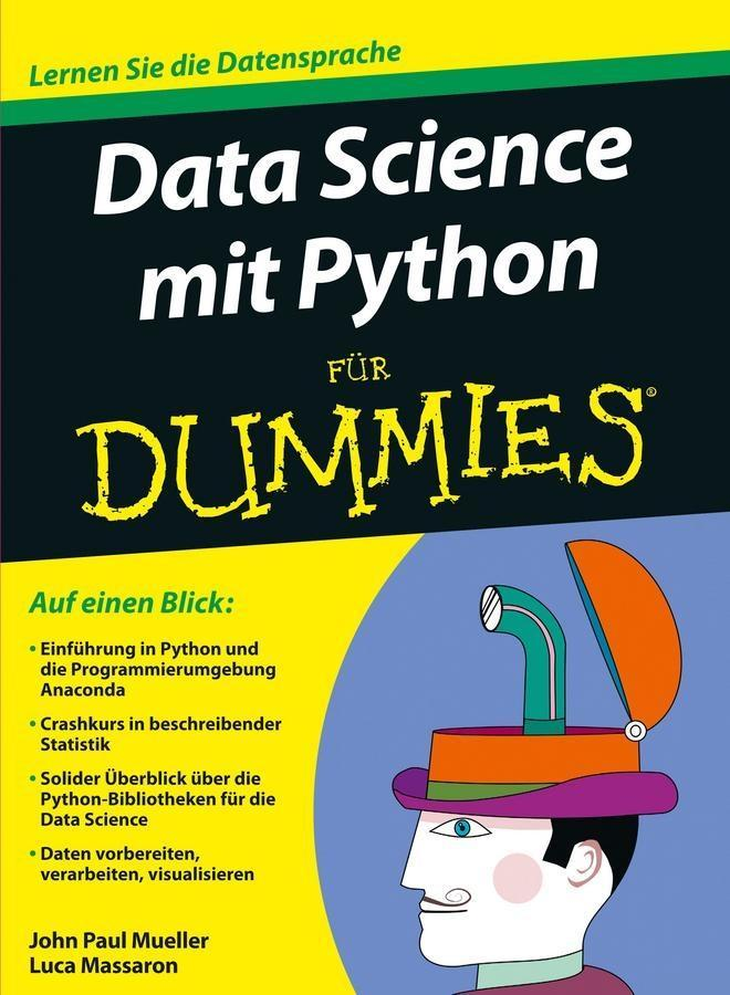 Data Science mit Python für Dummies als eBook epub