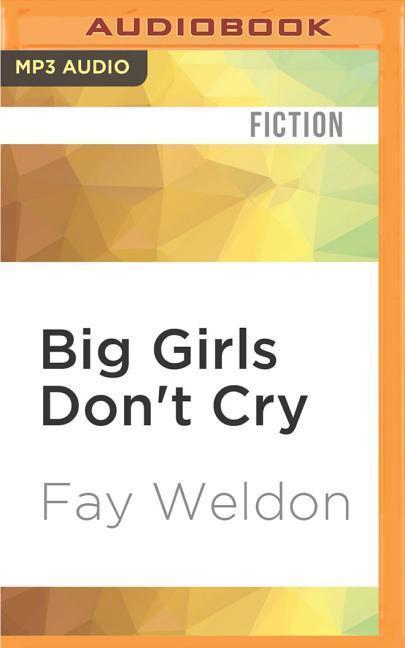 Big Girls Don't Cry als Hörbuch CD