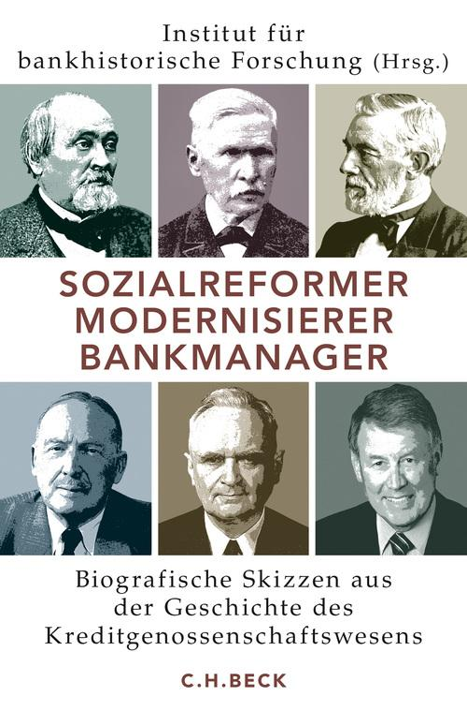 Sozialreformer, Modernisierer, Bankmanager als eBook epub