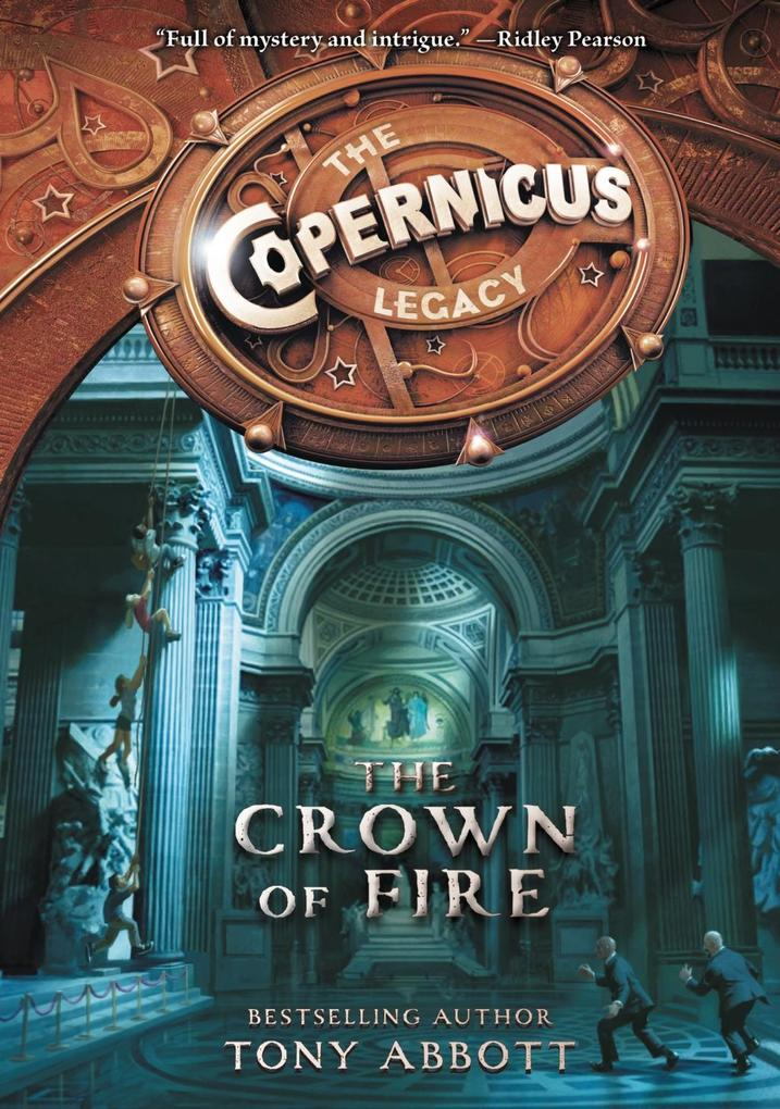 The Copernicus Legacy: The Crown of Fire als eBook epub