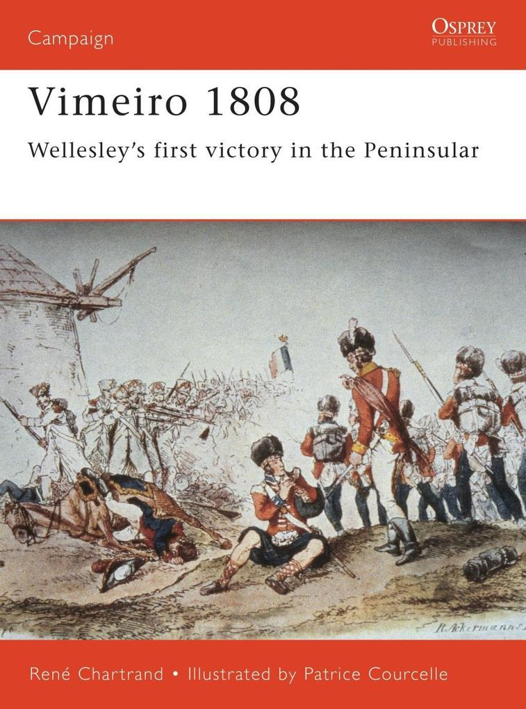 Vimeiro 1808 als eBook pdf