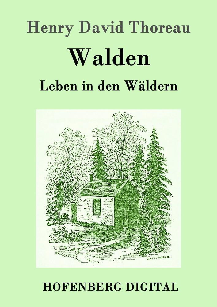 Walden als eBook epub