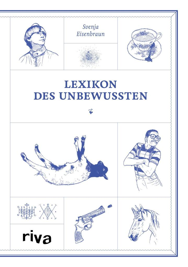 Lexikon des Unbewussten als Buch (kartoniert)