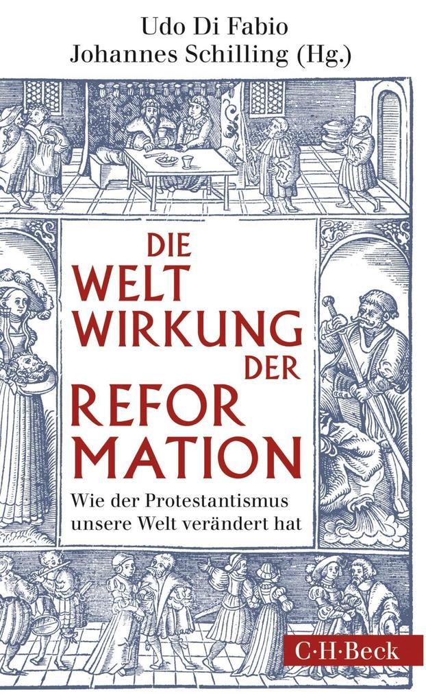 Weltwirkung der Reformation als Buch (kartoniert)