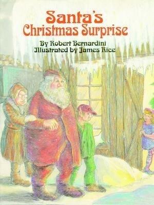Santa's Christmas Surprise als Buch (gebunden)