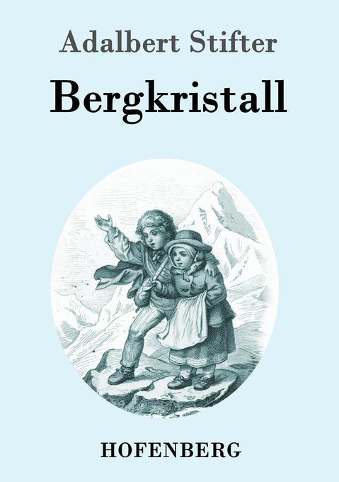 Bergkristall als Buch (kartoniert)