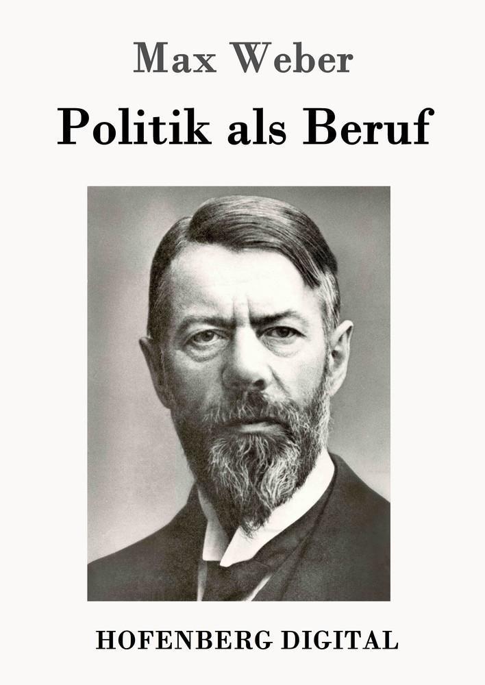 Politik als Beruf als eBook epub