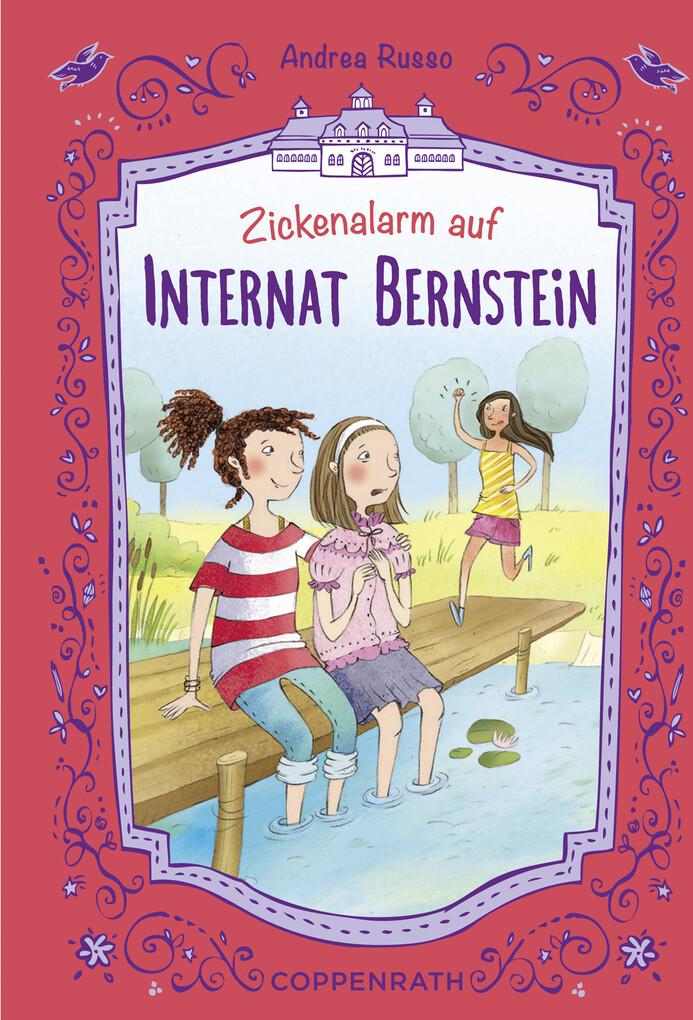 Internat Bernstein - Band 3 als eBook epub