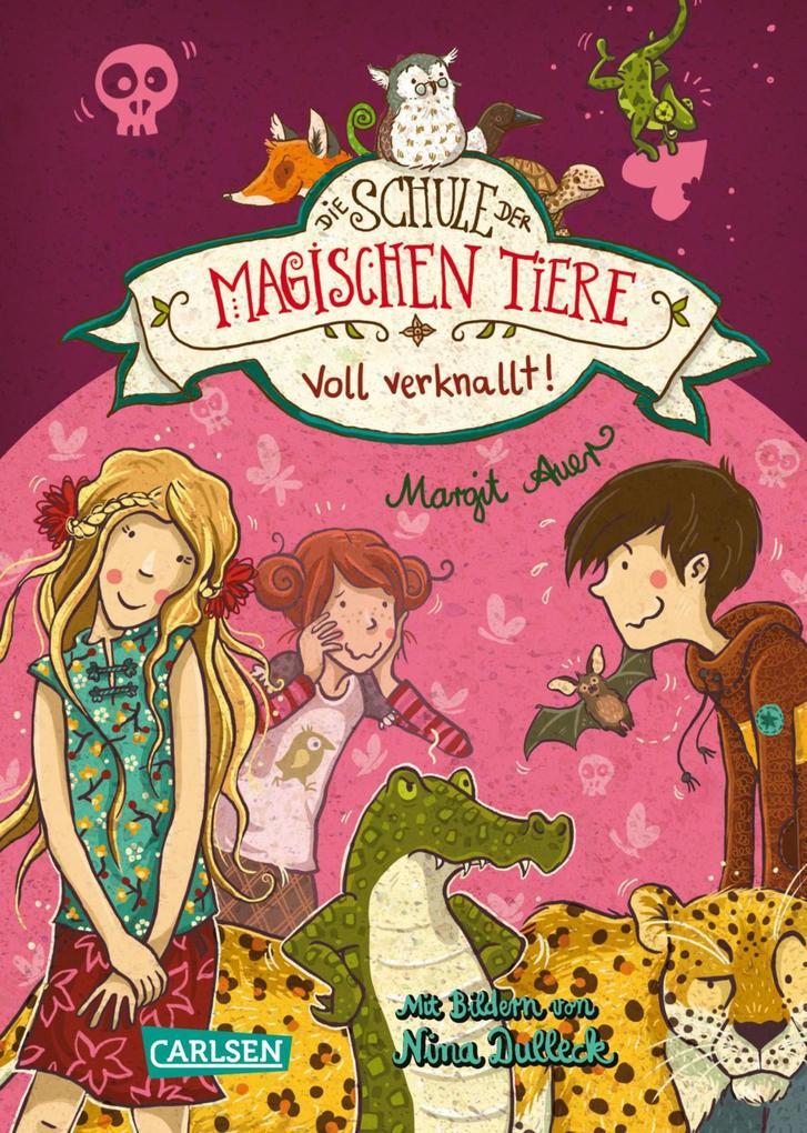 Die Schule der magischen Tiere 8: Voll verknallt! als eBook epub