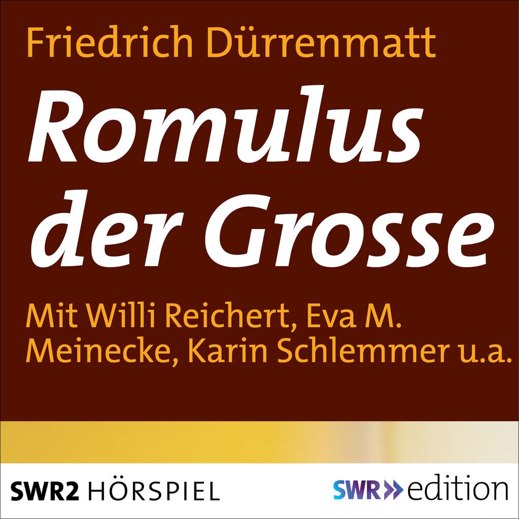 Romulus der Grosse als Hörbuch Download