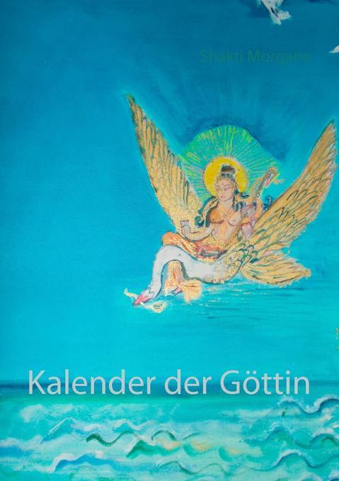 Kalender der Göttin als Buch (kartoniert)